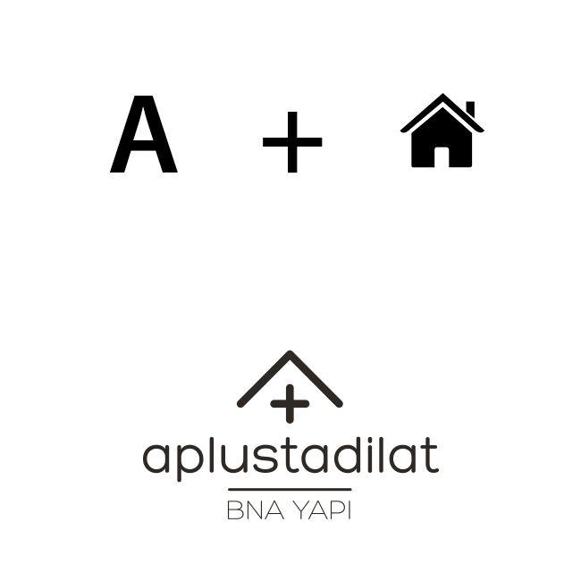 """""""aplustadilat"""" Logo Design"""