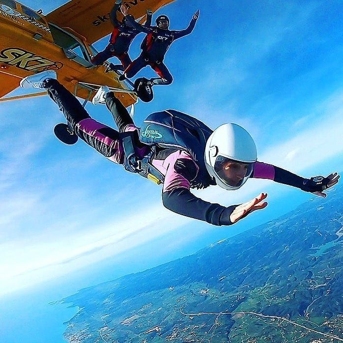 Pin By Jannette Van Der Merwe On Skydive Paragliding In 2020 Skydiving Heli Paragliding