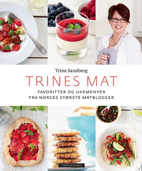 My cookbook TRINES MAT