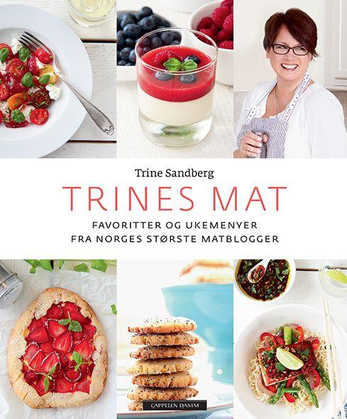 My cookbook TRINES MAT