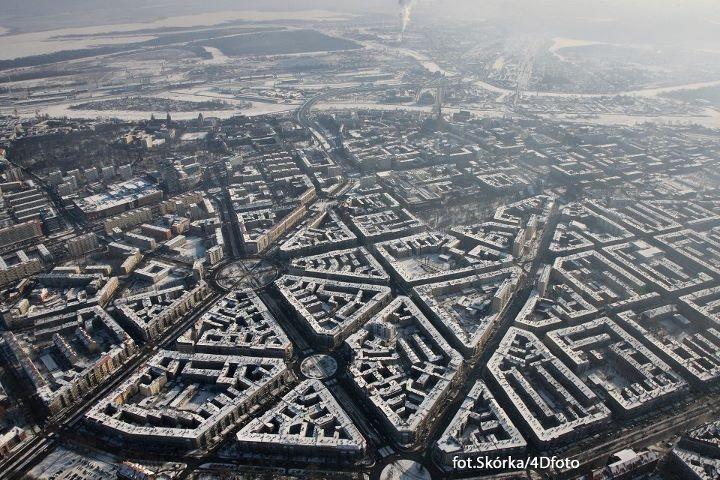 Szczecin - not Star Wars.