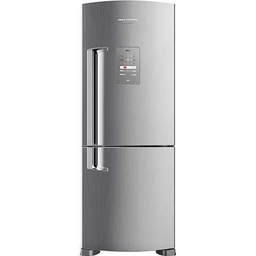 (Submarino) Geladeira / Refrigerador Brastemp Inverse Frost Free BRE50NK 422L Evox - de R$ 3799 por R$ 2399.9 (37% de desconto)