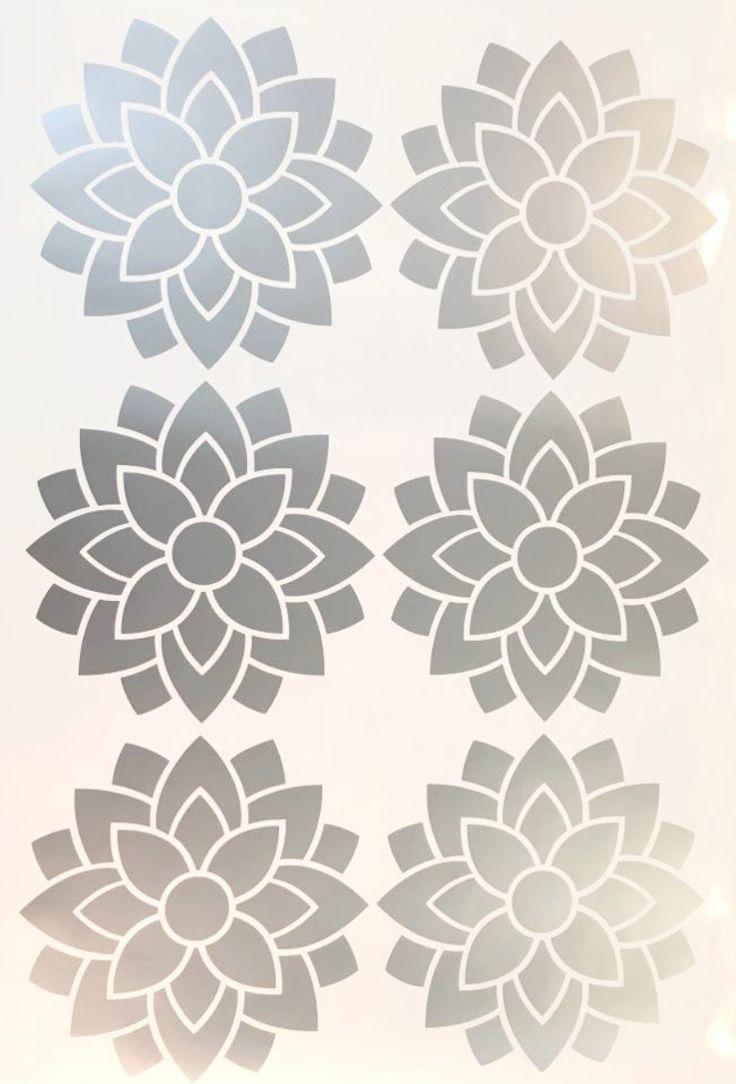Best 25+ Flower wall decals ideas on Pinterest | Flower ...