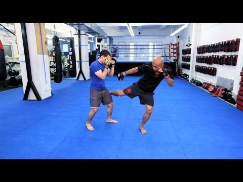 How to Use Kicks | MMA Fighting - YouTube