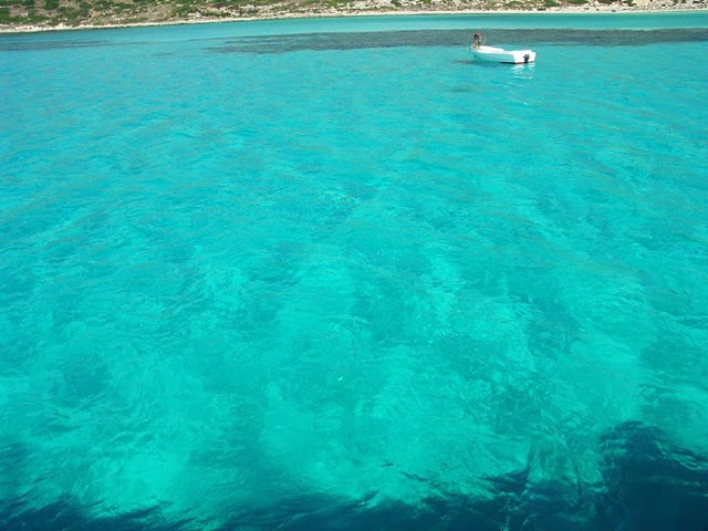 #Elafonisi #Crete, #Greece