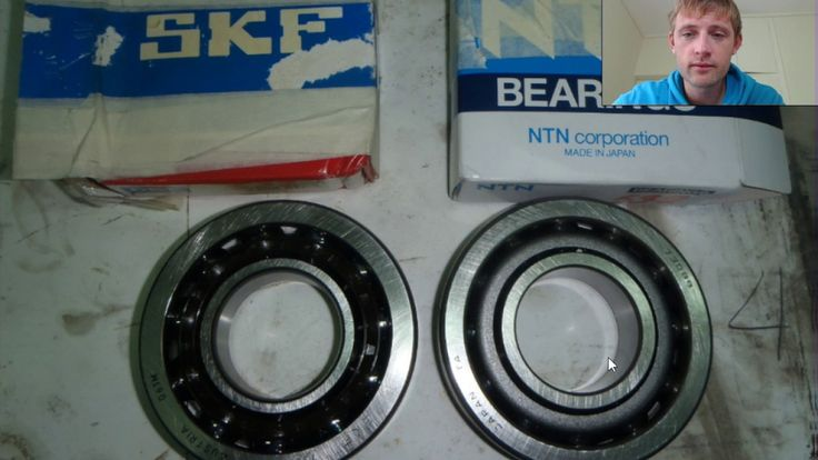 Be very careful with this bearings tips