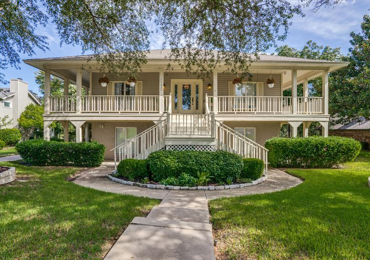Southern Charmer located in Aledo, TX. 4 bedroom/2.1 bath