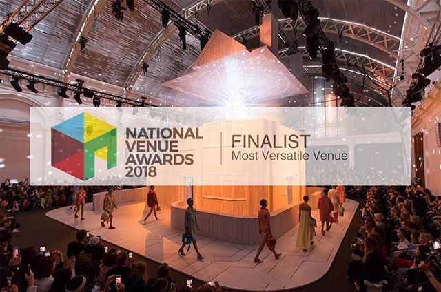 We are very excited to announce we have been shortlisted as a finalist in the National Venue Awards 2018 as the Most Versatile Venue in the UK. #NVA18 #versatilevenue #finalist #venue #awards #events
