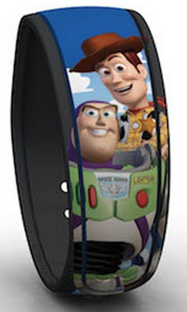 Toy Story Disney Parks MagicBand
