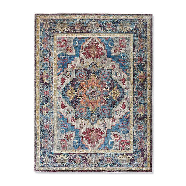 Poseidon Easy Care Rug