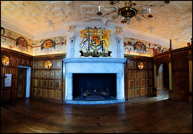 The Insides Of Palace Of Holyroodhouse More Castles