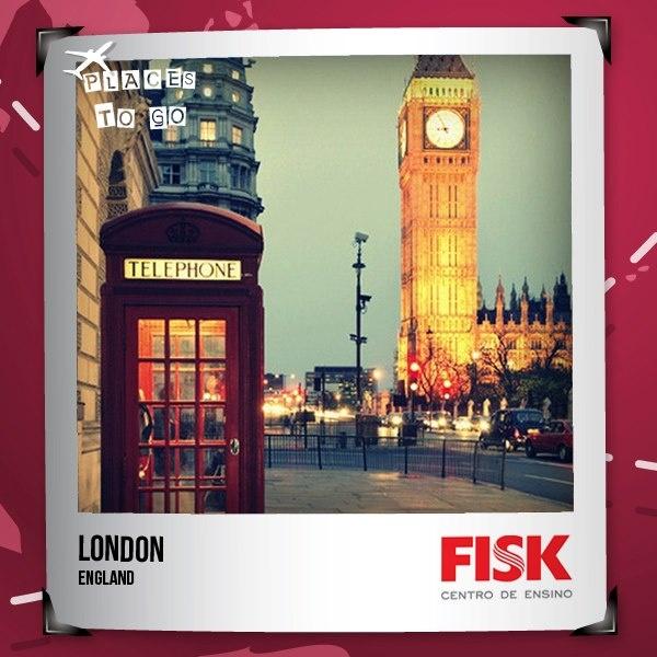 London baby! ;D