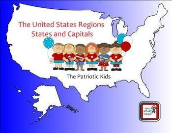 The Best Us Regions Ideas On Pinterest Social Studies - Regions of us map