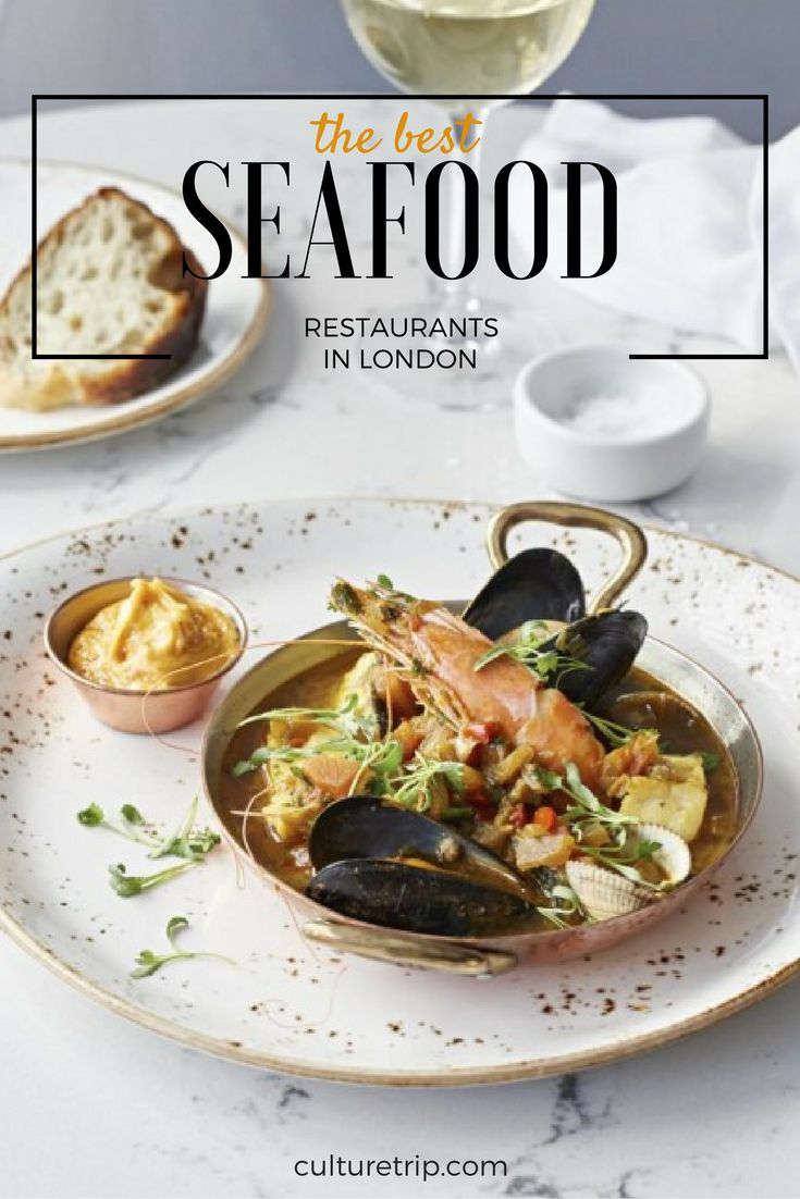 The Best Seafood Restaurants In London 2018 Yummy Pinterest Restaurant And