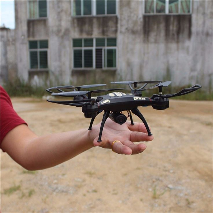 RC Remote Drone Quadcopter With Camera HD 720P Quad Copter Drone 4CH 6 GYRO Headless 2.4G RC Helicopter original