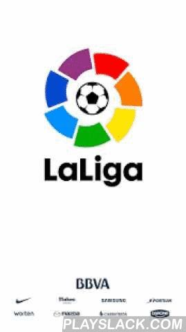 LaLiga - Official App  Android App - playslack.com ,  In the Spanish Football League Official Application for season 2015-2016, you can follow for FREE and minute-by-minute, all the latest news in Spanish football.What's new?- You can find the teams, fixtures and leagues, organised clearly and chronologically.- La Quiniela.- New alerts.- Improvements in performance.- Reduction of the overall size of the app.And, of course:- INFORMATION: calendars, schedules, results, and league tables. These…