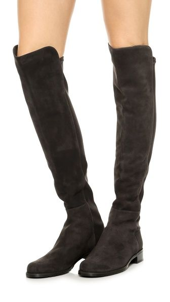 Over the knee boots for #fall and #winter travels / the love assembly