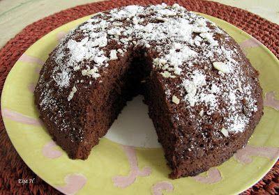 Gluteeniton ruokavalio: Mikro-suklaa kakku