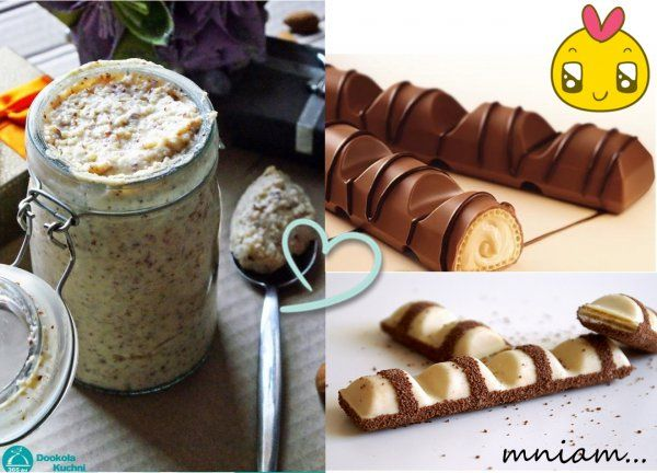 KREM KINDER BUENO ♥♥♥  Może apetycznie nie wygląda ale za to smakuje REWELACYJNIE :)