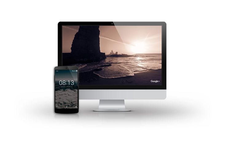 New Google Featured Photos Screensaver for Mac and Android Wallpapers App Released