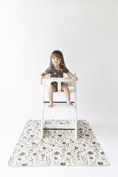 """""""This collaboration collection merges my love for simple yet thoughtful design. Gathre mats have long been loved in my household. With 2 young kids running arou"""