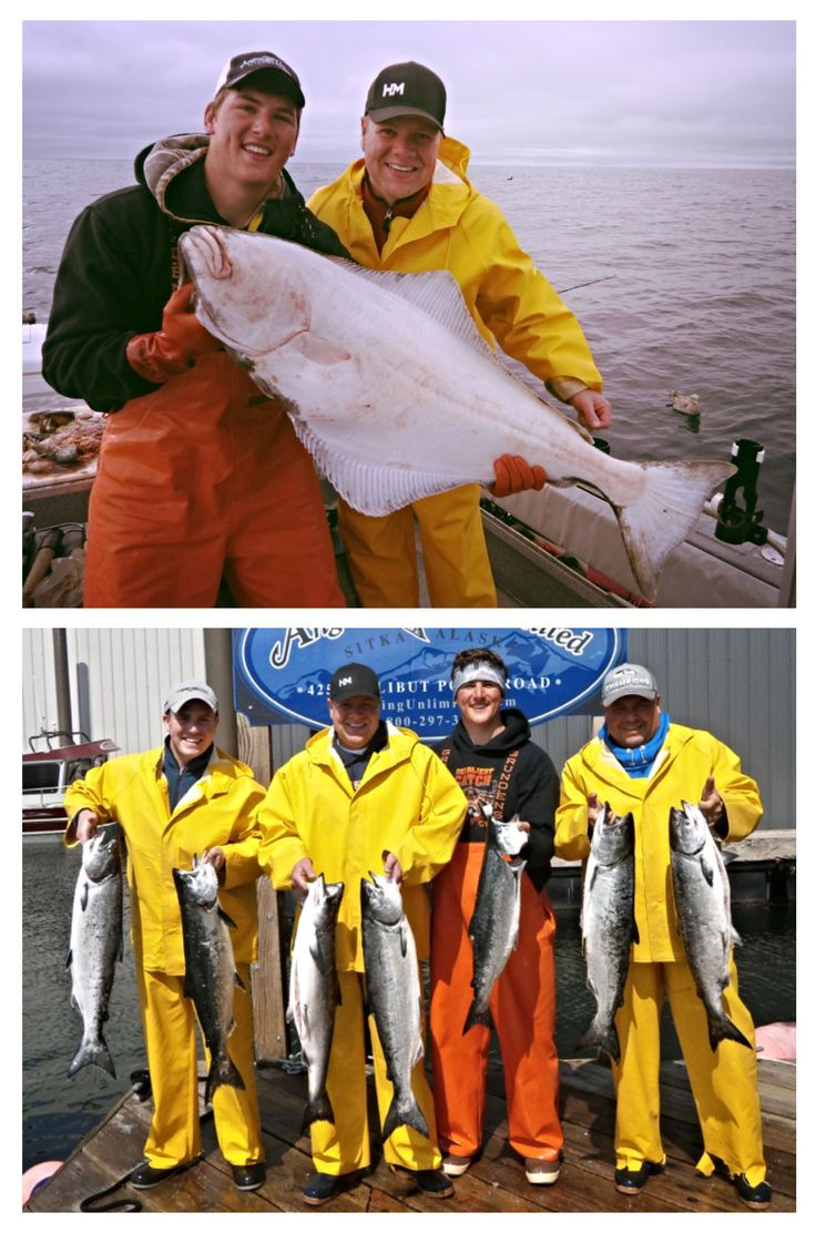 Sitka fishing report 6/3: Bush Party   The father and sons team of Blake, TJ, and Tim Bush had the best three day stretch of weather we've seen this year and caught an amazing variety of fish during their trip with Captain Bo. Read about their first trip to Sitka in our latest fishing report.