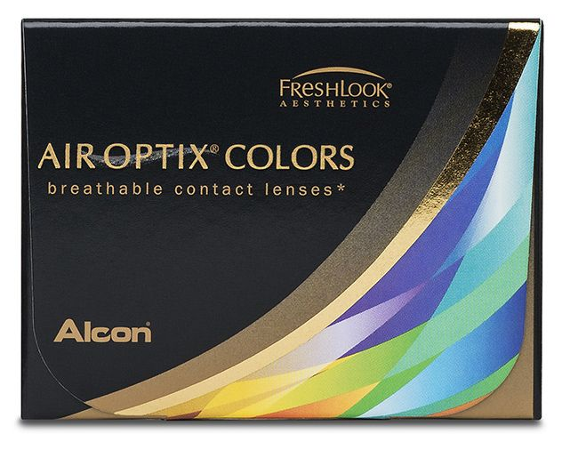 Air Optix Color ohne Stärke - 2er Pack   Kontaktlinsen   Linsenwahn