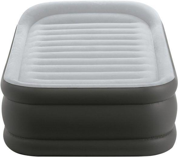 Intex Luftbett mit integrierter Elektropumpe, 191/99/42 cm, »Deluxe Pillow Rest Bed Twin«