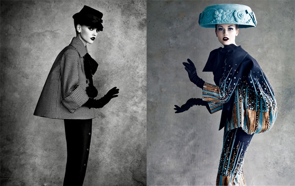 Patrick Demarchelier: Dior couture <3