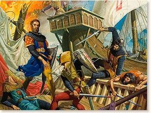 Marco Polo by Severino Baraldi
