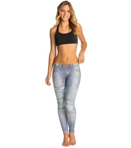 Billabong Women's Skinny Sea Legs Wetsuit Pants  at SwimOutlet.com - The Web's…