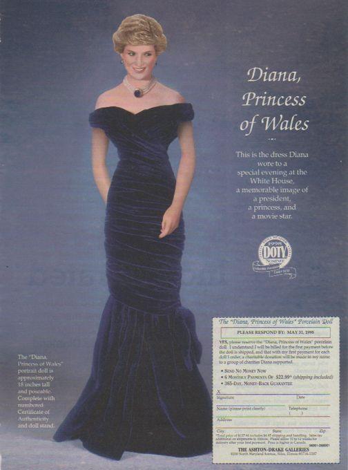 156 best PRINCESS DIANA DOLLS images on Pinterest   Wales ...