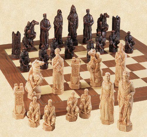 Captivating The Crusades Chess Set Studio Anne Carlton Http://www.amazon.com
