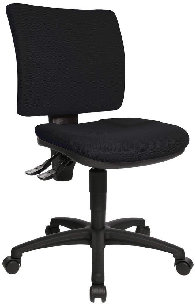 Topstar 8070bc0 U50 Barostuhl Schreibtischstuhl Niedrige Rackenlehne 710 Stuhle Produkte