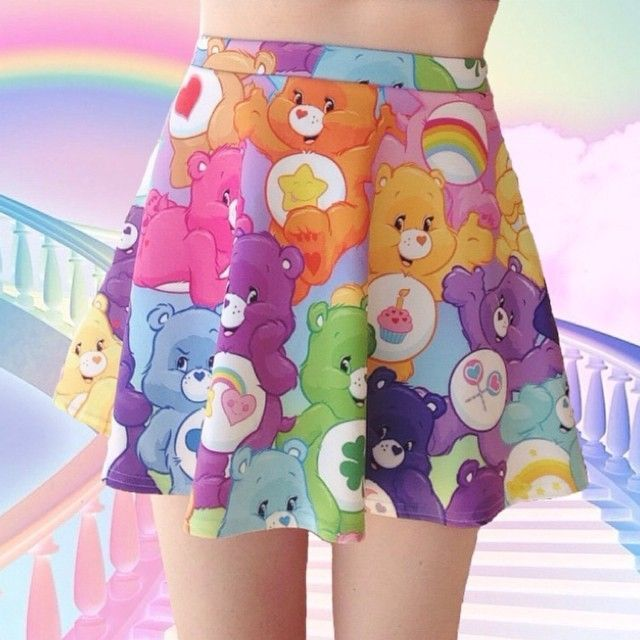 Care Bears Skirt! #ASOS