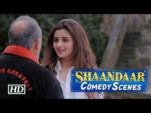 Shaandaar comedy scenes shahid alia bhatt pankaj kapur