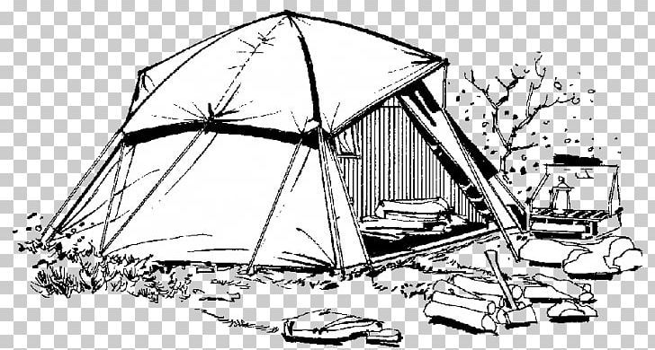 Tent Drawing Camping Sketch Png Angle Area Artwork Black And White Camping Tent Drawing Camping Drawing Drawings