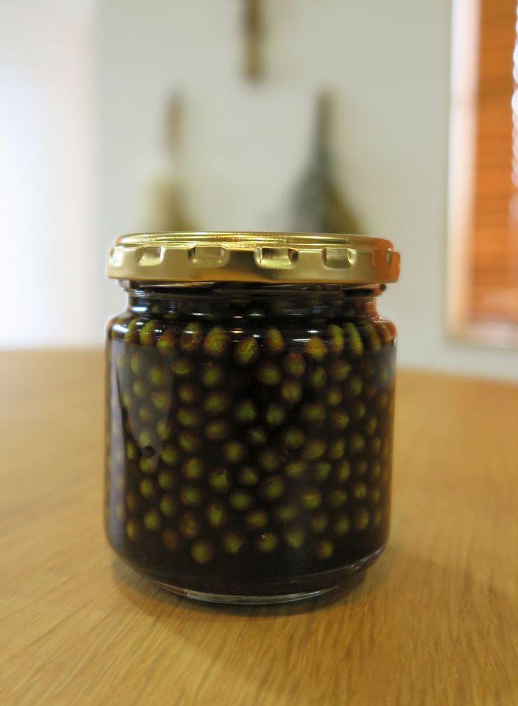 実山椒の醤油漬け&塩漬けを作りました♪ | 晴れ暮らし 実山椒醤油漬け