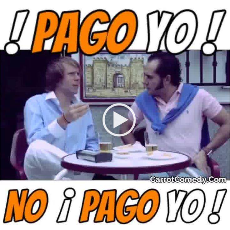 VideoMeme de los compadres Rafi y Fali que ¡se matan por pagar! Dos personajes de Alberto López y Alfonso Sánchez