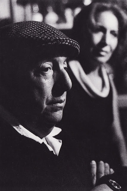 Pablo Neruda and Matilde Urrutia by Sara Facio