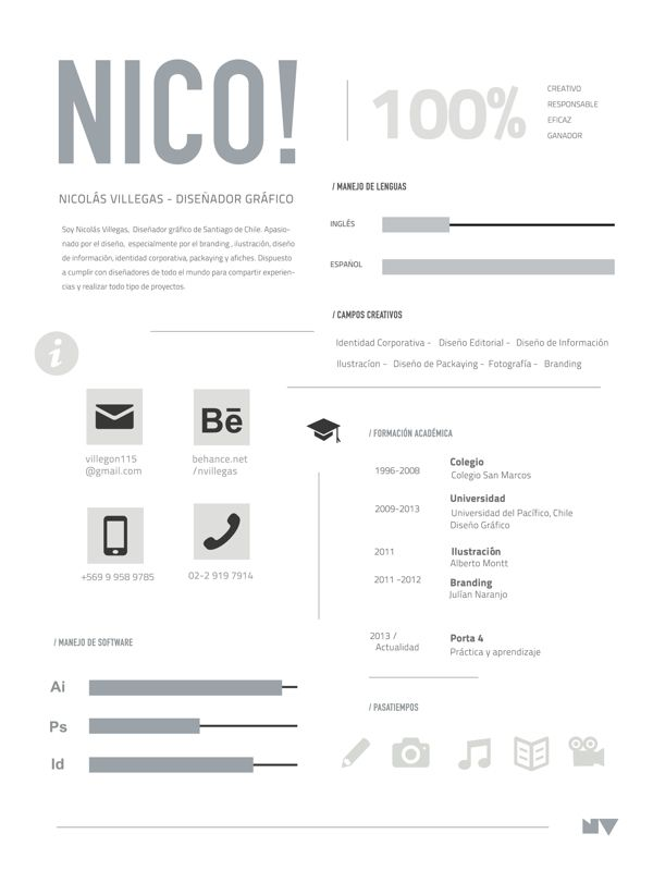 435 best Coolest resumes and CV images on Pinterest Good ideas - go resume
