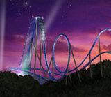 This ride is for the birds. Wild Eagle, a wing coaster, is set to take flight at Dollywood in March 2012.