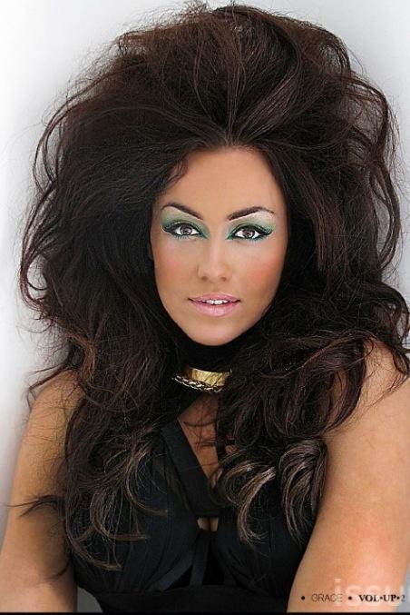Www Emmahellier Com 60s Big Hair Glamour By Emma Hellier