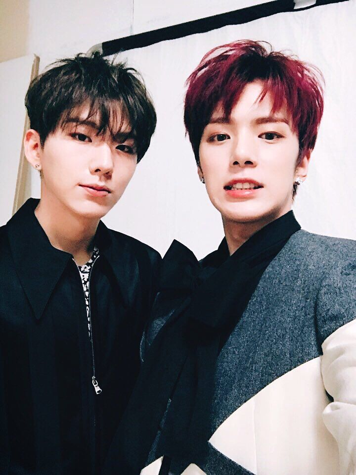 Kihyun & Minhyuk #BEAUTIFUL