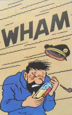 Tintin - Captain Haddock