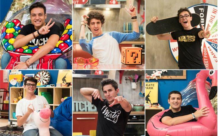 Gli youtubers più famosi del web tornano protagonisti su Sky Uno con SocialFace 2, tutti i lunedì e giovedì alle 19.25e Sky Generation.Leggi l'intervista ai protagonisti della seconda stagione
