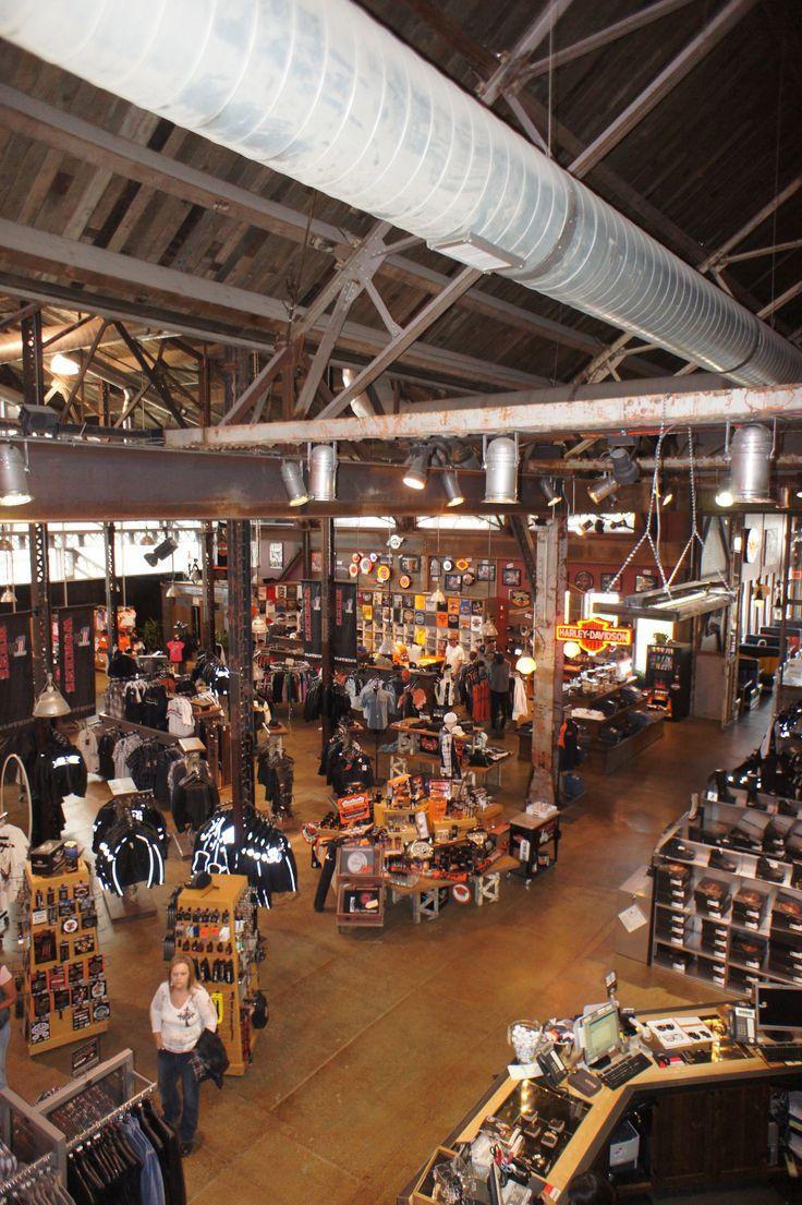 Utah Harley Davidson Dealership.