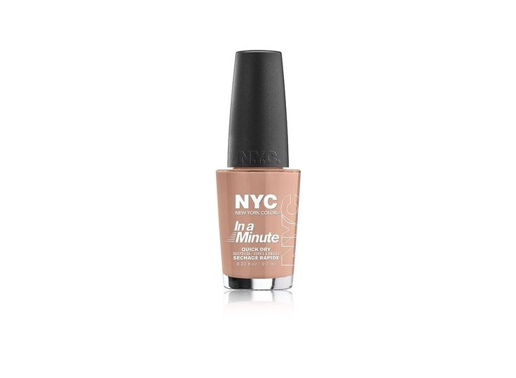 NYC In A Minute Quick Dry Nail Polish #201 Fashion Safari (Pack of 2) #NYC