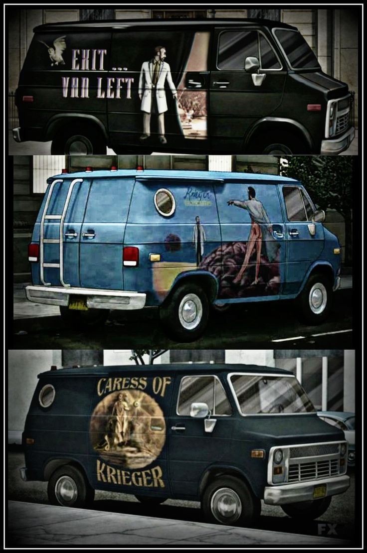 "Rush AND Archer. ""This van is rolling probable cause."""