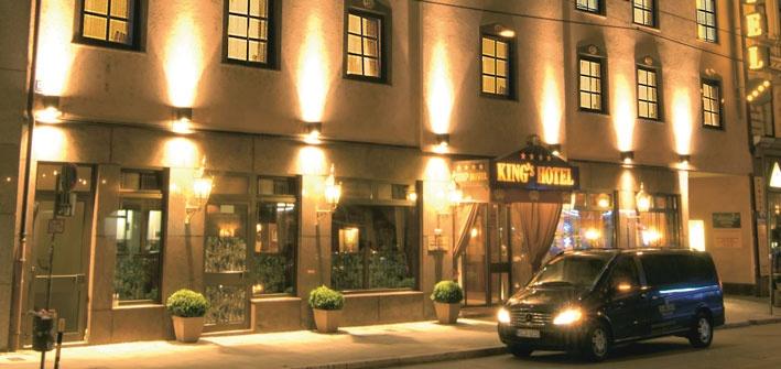 King's Hotel, Munich, Germany